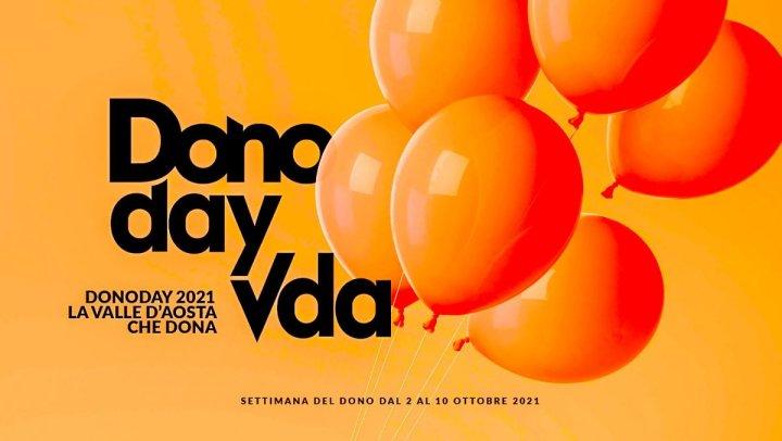 Dono Day Valle d'Aosta 2021